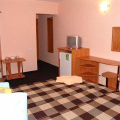 Гостиница Пансионат Голубой Залив Стандартный номер с различными типами кроватей