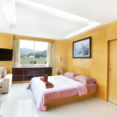 Отель Patong Eyes 3* Люкс с различными типами кроватей