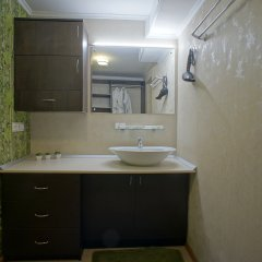 Гостиница JOY Апартаменты разные типы кроватей фото 7