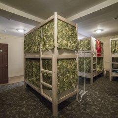 Отель Жилое помещение Рус Таганка Кровать в мужском общем номере