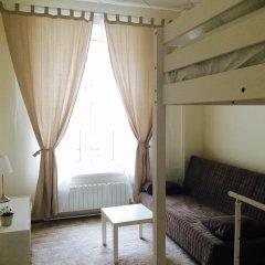 и Хостел Centeral Hotel & Hostel Стандартный семейный номер с разными типами кроватей (общая ванная комната) фото 7