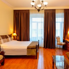 Отель British House 4* Полулюкс с разными типами кроватей