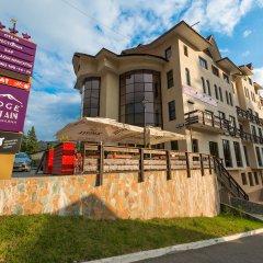 Гостиница Bridge Mountain Красная Поляна в Красной Поляне - забронировать гостиницу Bridge Mountain Красная Поляна, цены и фото номеров вид на фасад