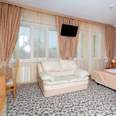 Гостиница Для Вас 4* Улучшенный номер с различными типами кроватей фото 16