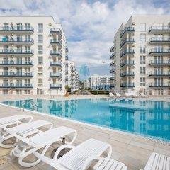 Апартаменты Олимп Апарт бассейн