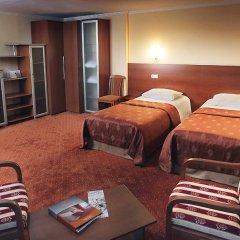 Гостиница Евроотель Ставрополь комната для гостей фото 6