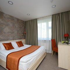 Гостиница ХИТ 3* Стандартный номер с двуспальной кроватью фото 5