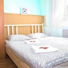 Хостел Академ Сити Стандартный номер с различными типами кроватей фото 5