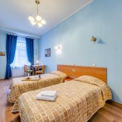 Гостиница Park Lane Inn Улучшенный номер разные типы кроватей
