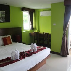 Green Harbor Patong Hotel 2* Стандартный номер разные типы кроватей фото 5