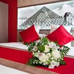 Отель Best Western Nouvel Orleans Montparnasse 4* Стандартный номер фото 21