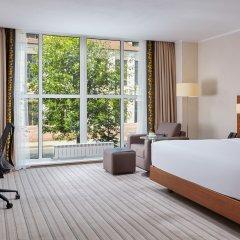 Гостиница Hilton Garden Inn Kaluga в Калуге - забронировать гостиницу Hilton Garden Inn Kaluga, цены и фото номеров Калуга комната для гостей фото 4