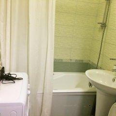 Гостиница Hanaka Зеленый 83 в Москве 2 отзыва об отеле, цены и фото номеров - забронировать гостиницу Hanaka Зеленый 83 онлайн Москва ванная
