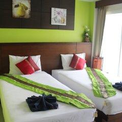Green Harbor Patong Hotel 2* Стандартный номер разные типы кроватей фото 41