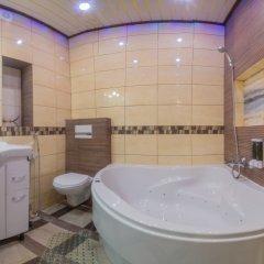 Гостиница Теремок Заволжский Люкс разные типы кроватей фото 13