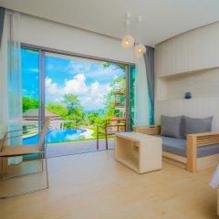 Курортный отель Crystal Wild Panwa Phuket 4* Улучшенный номер с различными типами кроватей фото 6