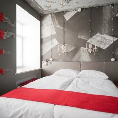 Арт отель Че Стандартный номер с различными типами кроватей фото 10