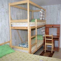 Хостел на Гуртьева Стандартный номер с различными типами кроватей