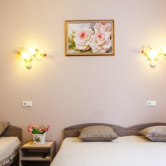 Мини-Отель Меланж Стандартный номер с различными типами кроватей фото 11