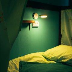 Хостел Найс Рязань Кровать в мужском общем номере с двухъярусной кроватью фото 6