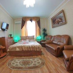 Гостиница Императрица Улучшенный номер с разными типами кроватей фото 5