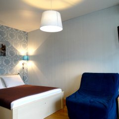 Апартаменты Inndays на Кирова 151А-12 Апартаменты с различными типами кроватей