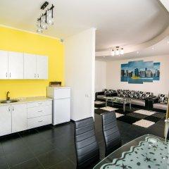 Гостевой дом Ривьера Улучшенные апартаменты с разными типами кроватей фото 20
