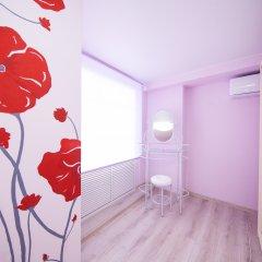 Гостиница на Павелецкой Номер Делюкс с различными типами кроватей фото 10