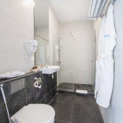 Гостиница Белый Песок в Анапе 7 отзывов об отеле, цены и фото номеров - забронировать гостиницу Белый Песок онлайн Анапа ванная фото 2