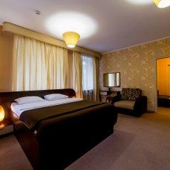 Гостиница Shato City 3* Номер Комфорт с двуспальной кроватью фото 8