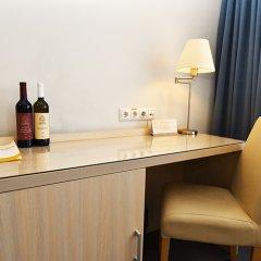 Гостиница Атлантика (бывш. Оптима) 3* Стандартный номер с различными типами кроватей фото 20