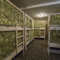 Отель Жилое помещение Рус Таганка Кровать в мужском общем номере фото 2