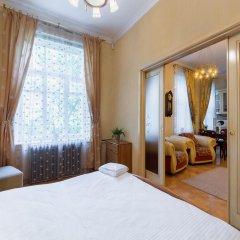 Апартаменты LikeHome Апартаменты Тверская Улучшенные апартаменты разные типы кроватей фото 14