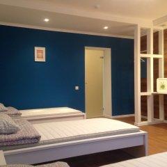 Hostel Nochleg Кровать в общем номере с двухъярусной кроватью фото 9