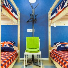 Hostel Big Ben Кровать в женском общем номере фото 3