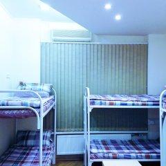 Хостел 365 Кровать в общем номере с двухъярусной кроватью