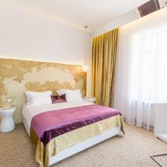 Гостиница Panorama De Luxe 5* Улучшенный номер разные типы кроватей фото 2