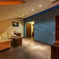 Крон Отель 3* Люкс с разными типами кроватей фото 7