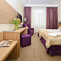 Гостиница Ярославская 3* Полулюкс с разными типами кроватей