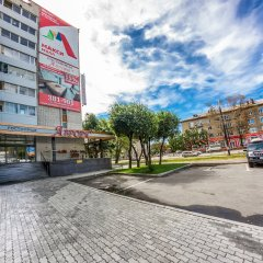 Гостиница Аврора парковка