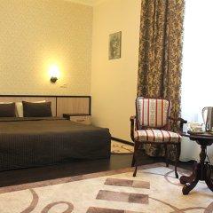 Арт-отель Пушкино Улучшенный номер с разными типами кроватей фото 3