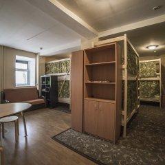 Отель Жилое помещение Рус Таганка Кровать в мужском общем номере фото 6