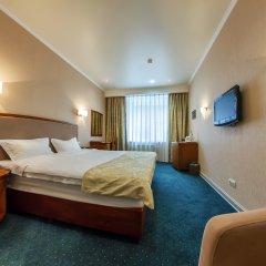 Бутик-отель Хабаровск Сити Стандартный номер с двуспальной кроватью фото 2