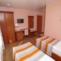 Парк-отель ДжазЛоо 3* Стандартный номер с двуспальной кроватью фото 5
