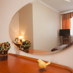 Гостиница ПолиАрт Полулюкс с различными типами кроватей фото 6