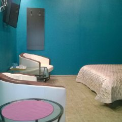Мини-отель ТарЛеон 2* Улучшенный номер разные типы кроватей фото 3