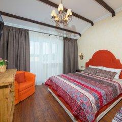 Гостиница Три Мушкетера 2* Люкс с разными типами кроватей фото 3