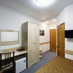 Мини-Отель Новотех Стандартный номер с различными типами кроватей фото 4