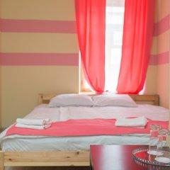 Мини-Отель Компас Номер с общей ванной комнатой с различными типами кроватей (общая ванная комната) фото 31