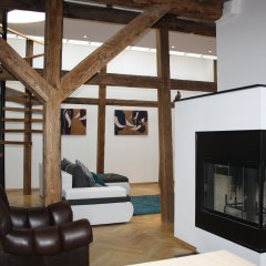 Отель Deluxe Old Town 3BR Home Эстония, Таллин - отзывы, цены и фото номеров - забронировать отель Deluxe Old Town 3BR Home онлайн комната для гостей фото 2